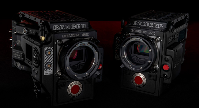 New Ranger Gemini and Ranger Helium camera systems developed by RED