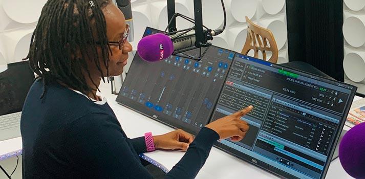 Radio host deploying Relay IP by Lawo