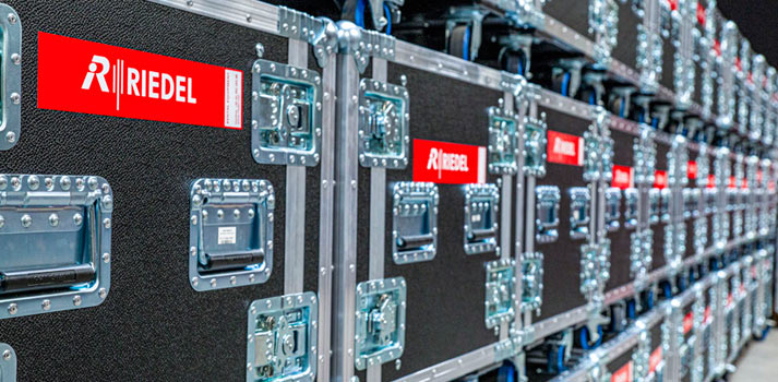 Boxes with Riedel Technology at the Pan American Games 2019