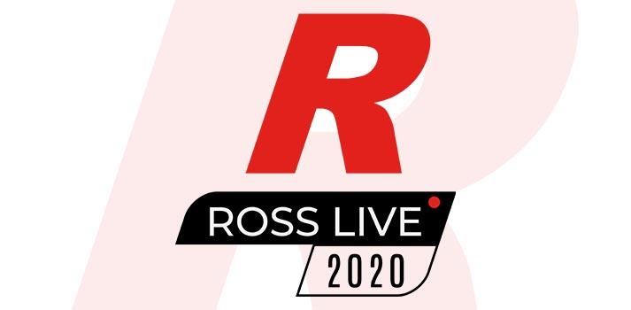 Ross Live 2020 logo