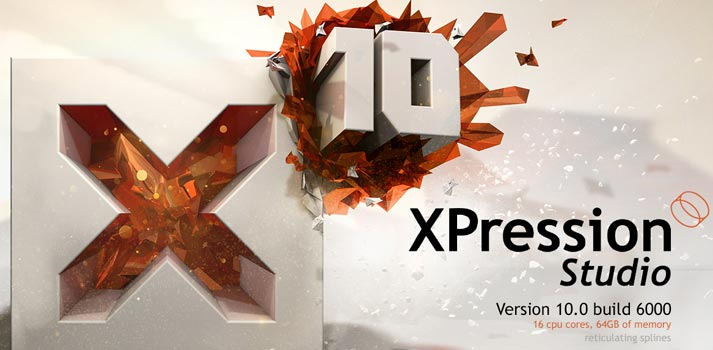 Art of Ross Video xPression V10 software