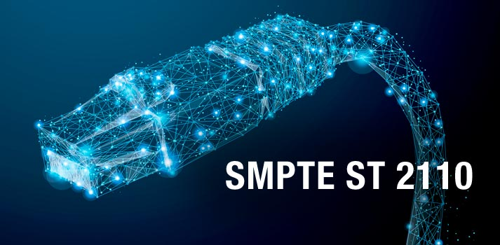 Opening pic SMPTE ST 2110
