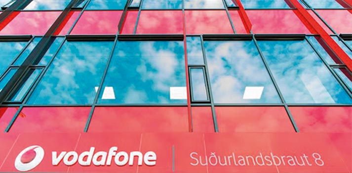 Vodafone Island HQs