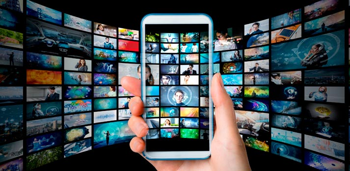 TAG Video System stock image for streaming