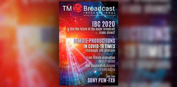 Cover art of TM Broadcast International 75