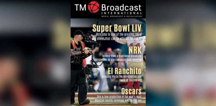 Cover art of TM Broadcast International 79