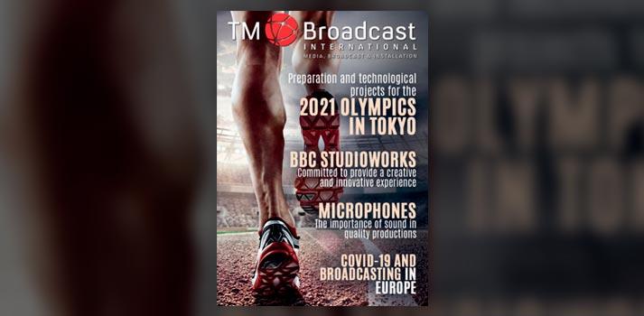 Cover art of TM Broadcast International 82