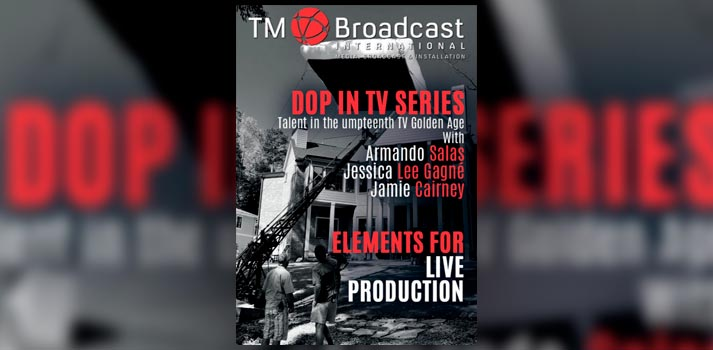 Cover art of TM Broadcast International 83