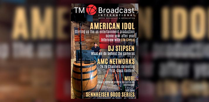 Cover art of TM Broadcast International 84