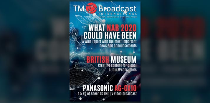 TM Broadcast International 80