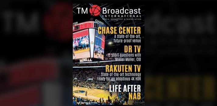 Cover art of TM Broadcast International 81