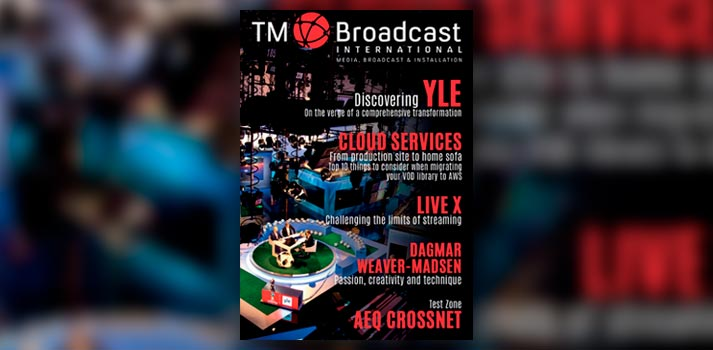 TM Broadcast International 87