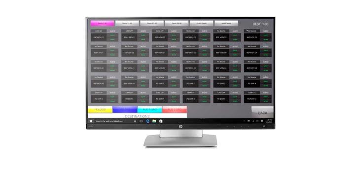 TSL Virtual Panel