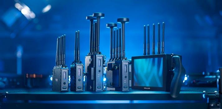 Bolt 4KLT devices by Teradek