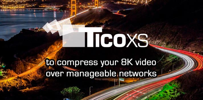 Tico XS 8K intoPIX
