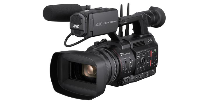 JVC Camera Connected Cam HC500