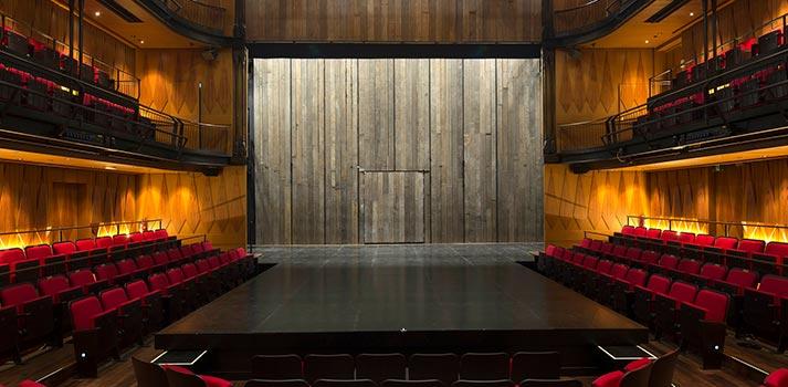 W!ld Rice theatre company permanent venue with Clear-Com equipment