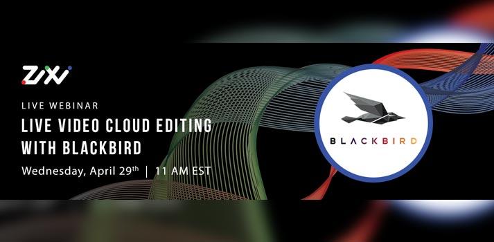 Webinar by Zixi with Blackbird