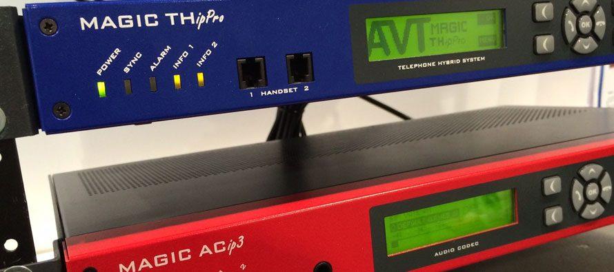 AVT, broadcasting magazine, broadcast