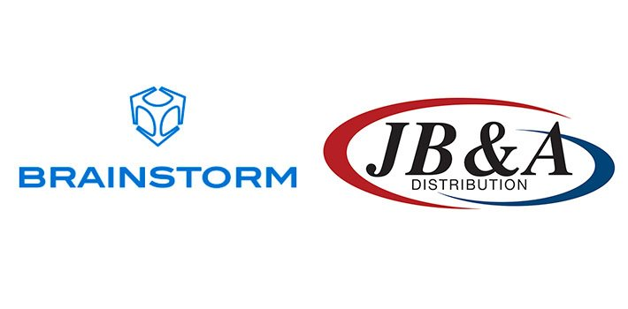Brainstorm and JB&A partnership for distribution in North America