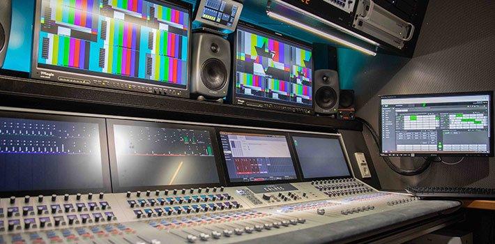 Russian City TV-Radio equips its UHD OB Van with Calrec
