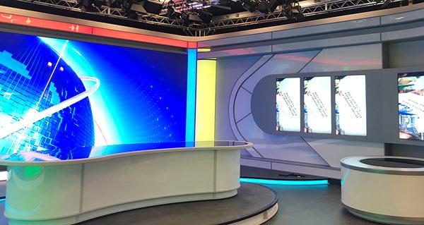 New studio of Berkeley Studios International completed by dB Broadcast