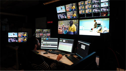 dalet digital media systems Broadcast Magazine TM