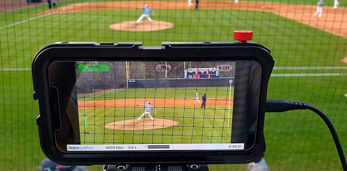 Dejero opens a way for US High Schools to stream its live sports competition