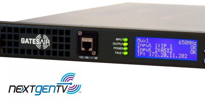 GatesAir and NEXTGEN TV