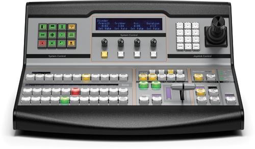 ATEM 2 M/E me broadcast panel