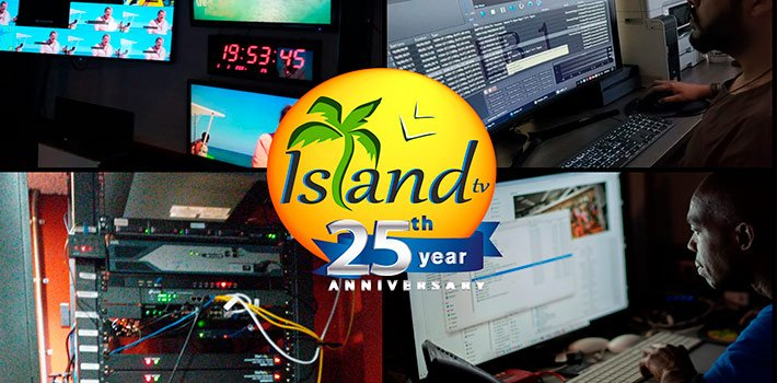 Island TV selects Playbox Neo playout system