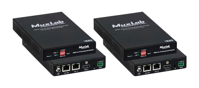 The latest extender 4K60 of MuxLab