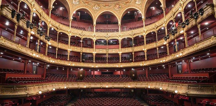 The Théâtre du Châtelet relies on Riedel comms solutions