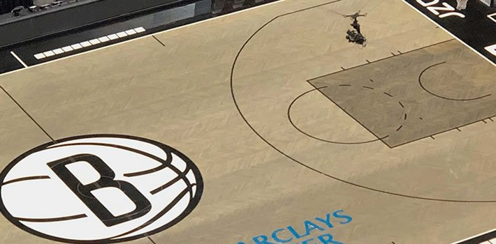 Supracam relies on CP Communications to provide wireless RF technology for live basketballs coverage
