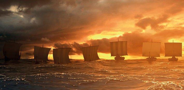 Vikings and Take 5