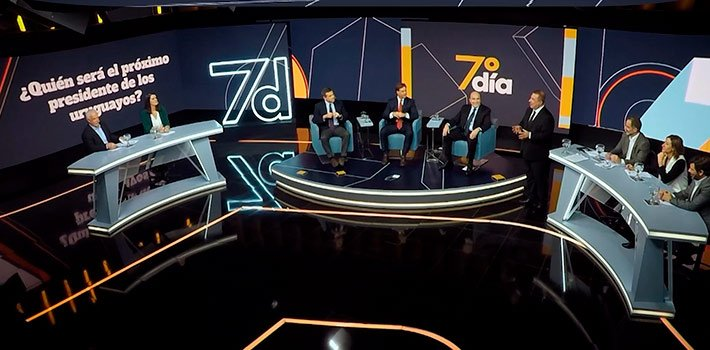 Uruguayan Teledoce selects Ross to enhance its studio capabilities
