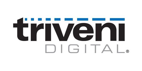 Logo of Triveni Digital