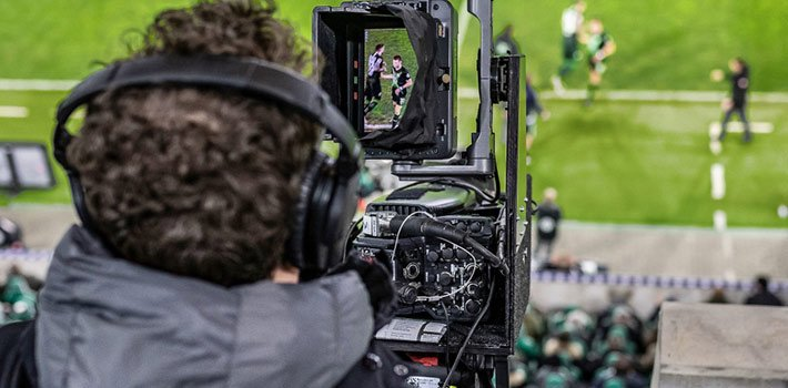 TVN lifts the German Cup of football broadcasting the final match